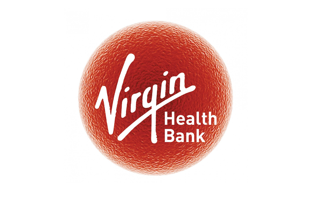 Virgin Health Bank Logo