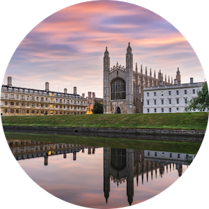 Cambridge Consultancy: A Photo of King's College, Cambridge